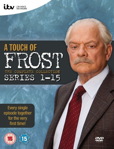 Touch Of Frost: The Complete Series 1-15 [Edizione: Regno Unito] [Reino Unido] [DVD]